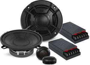 """Polk DB5252 200W RMS 5.25"""" Marine Rated Component Car Stereo Speaker System"""
