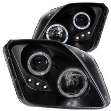 Anzo USA 121341 Projector Headlight Set w/Halo Fits 97-01 Prelude