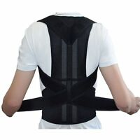 Corset Correct Posture of the Back and Reduce Lumbar Pain Shoulder Brace Support