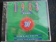 2CD  Time Life  The 80's Collection  1983  Alive and Kicking  NEU NEU NEU