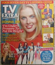 Donna Air – Little Mix - Issue 19 - TV Extra magazine – 14 April 2013