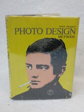 Julian Sheppard PHOTO DESIGN METHODS Hastings House Publishers 1971 HC/DJ