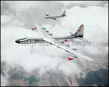 Convair B-36 Peacemaker Boeing B-50 1955-57 8x10 Aircraft Photos