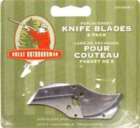 2PK Replacemnt blades for field dress knife GO-FDK-1