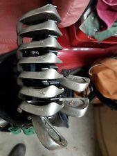 PING ISI IRON SET RED DOT 3-LW CFS Regular Flex with Golf Pride Wraps