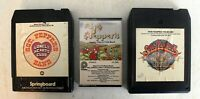 8-Track + Cassette: Sgt. Pepper's Lonely Hearts Club Band: movie soundtrack OST