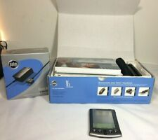 Palm PDA Vx Personal Digital Assistant Ultra Slim + Palm Travel Kit V Series