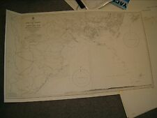 Vintage Admiralty Chart 1965 CHINA SEA - CUA LAC GIANG to ILES KAO TAO 1953 edn