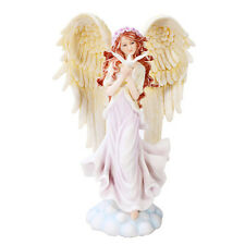New listing Soaring Seraphim Angel of Love Celestial Heavenly Seraph Figurine Statue w Dove