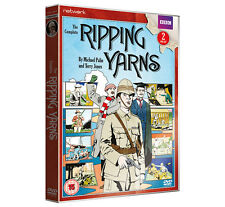 RIPPING YARNS the complete series. 2 Discs. New sealed DVD.