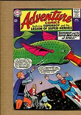 Adventure Comics #333 - The Super- Moby Dick of Space - 1965 (Grade 5.5) WH