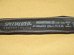 "4 x Specialized Mountain Tubes 29"" x 1.75 / 2.4 Mtb Xc Am Innertubes Presta"