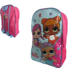 GIRLS Personalised PE Gym Pump school bag sac LOL DOLLS SWAG