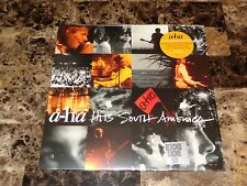 "a-ha Rare Record Store Day 12"" Vinyl EP Hits South America Live 91 Morten Harket"