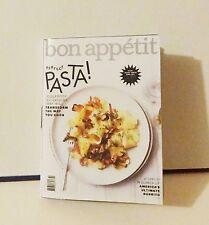 "Bon Appetit Pasta issue mini-magazine for 12"" dolls."