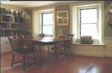 Color Photo Post Card Lothrop Room at Sturgis Library, Barnstable, Massachusetts