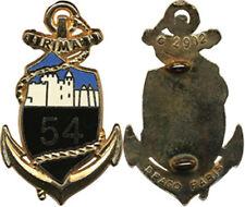 54° Régiment d'Infanterie de Marine, dos lisse, 2 pontets, Drago 2902(7014)