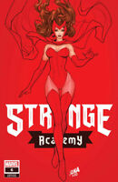 STRANGE ACADEMY #6 (DAVID NAKAYAMA EXCLUSIVE TRADE VARIANT) COMIC ~ Marvel