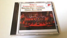 "DANIEL BARENBOIM ""BERLIOZ SYMPHONIE FANTASTIQUE"" CD 5 TRACKS PRECINTADO SEALED"