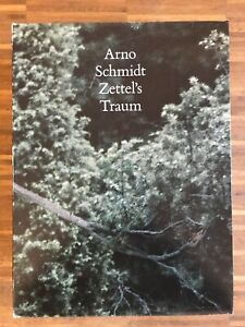 ARNO SCHMIDT - Zettel's Traum - Suhrkamp Verlag 2010