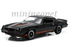 GREENLIGHT 12905 1979 CHEVY CAMARO Z/28 HARD TOP 1/18 DIECAST MODEL CAR BLACK