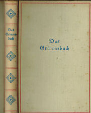 F.W. Grimme Buch, Auswahl Heimat-Dichtung hoch- und plattdeutsch, Paderborn 1927