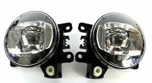 paire de feux anti-broullaird VALEO LED 261556200R & 261509314R RENAULT