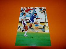 F. GHAZI  ATAC TROYES AUBE  PHOTO UNFP FOOT 2000 FOOTBALL 1999-2000 PANINI