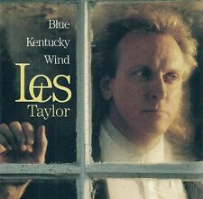 Les Taylor (formerly of Exile): Blue Kentucky Wind - CD (1991)