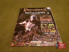 Lord of the Rings Battle Magazine #4 Deagostini Warhammer
