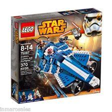 Lego 75087 Jedi Starfighter™ personalizado de Anakin