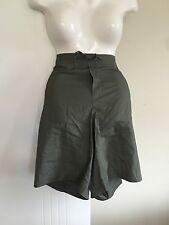 Women's Plus Size 22 Bermuda Style Cotton Summer Shorts