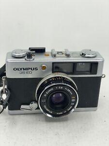 OLYMPUS 35 ED 35mm RANGEFINDER CAMERA from USA Untested