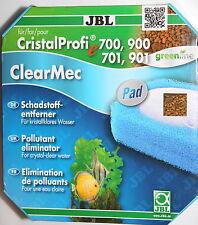 Jbl Clearmec más Pad cristalprofi e700/701/900 / 901 Greenline