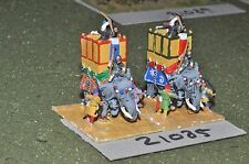 15mm roman era / sassanid - persian elephants - elephants (21085)
