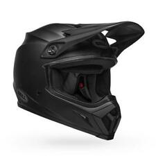 NEW Bell MX-9 Mips Motorcycle Helmet -  Solid Matte Black from Moto Heaven