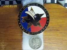 """USPS Convention: collectible lapel & hat pins """"FORT WORTH TEXAS"""""""