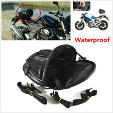 New Motorcycle Tail Bag Back Seat Storage Carry Bag Hand Shoulder Bag For Ducati