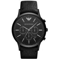Original Emporio Armani Herrenuhr Armbanduhr AR2461 Chronograph Neu & Ovp