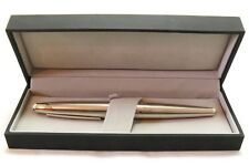 Alfred Dunhill GMT Limited Edition Fountain Pen NEW #32716