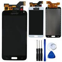 Écran LCD Tactile Touch Screen Numériseur Pour Samsung Galaxy S5 i9600 SM-G900F