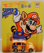 SCHOOL BUS BUSTED SUPER MARIO BROTHERS 3 NINTENDO HOT WHEELS HW DIECAST 2015