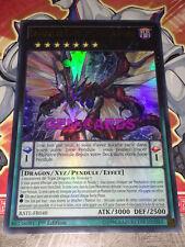 Carte Yu Gi Oh DRAGON DE RAGE AUX YEUX IMPAIRES RATE-FR048
