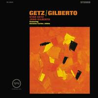 Disque Vinyle Album de Jazz Getz Gilberto Réédition 180 grammes Comme neuf LP
