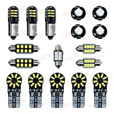 AUDI A5 B8 Interior LED SMD Kit Xenon White LED Error Free - UK Stock Fast Post