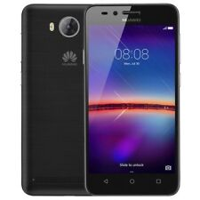 "HUAWEI Y3 ii II (PRO) Dual Sim 4.5"" HD 5MP 4G SMARTPHONE ANDROID 8GB BLACK"