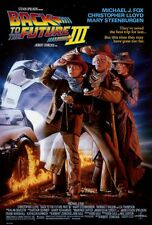"BACK TO THE FUTURE: PART 3 Movie Poster [Licensed-NEW-USA] 27x40"" Theater Size"