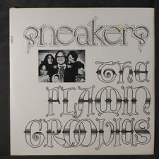 """FLAMIN' GROOVIES: sneakers A Snazz Recording 12"""" LP"""