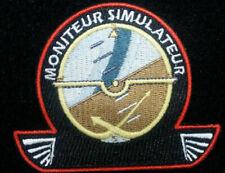 Patch Moniteur simulateur de vol-COTAM Club