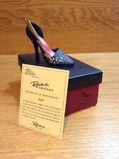 Raine Just the Right Shoe Coa Box Zap 25072
